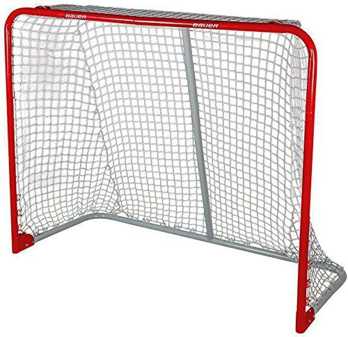 Bauer Street Hockey Performance Folding Steel Goal