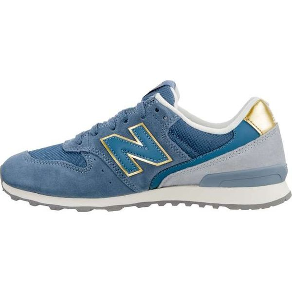 newest c547c 3dab8 New Balance 996 FLP Cyclone Womens Running Sports Casual Trainer Shoes Blue