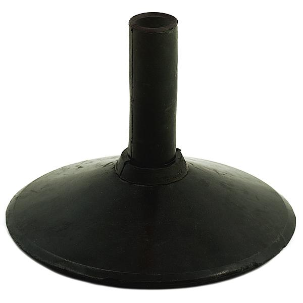 Precision Heavy-Duty Football Rubber Base (for Boundary Pole)