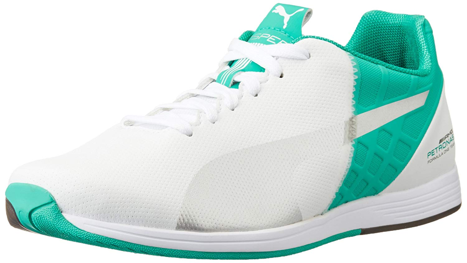 9503329508d Home   Puma MAMGP Evospeed 1.4 Mercedes F1 Mens Motorsport Casual Trainer  Shoes. Touch to zoom