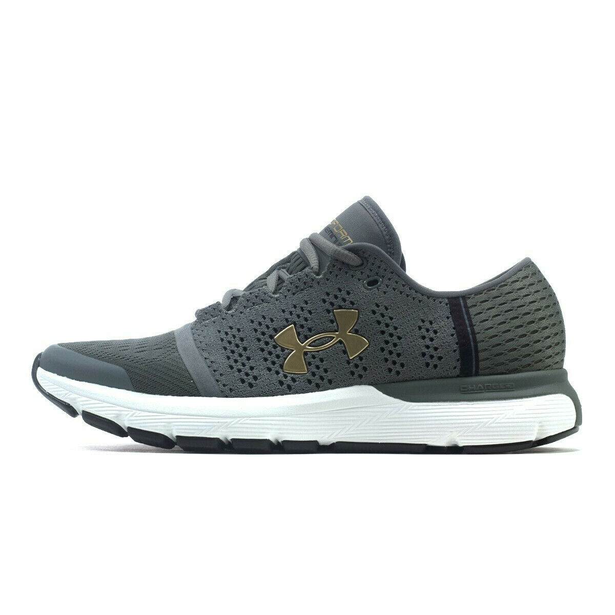 hot sale online fce52 dd5c2 Under Armour Speedform Gemini 3 Vent Men's Running Trainer Shoes Grey