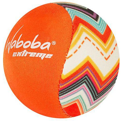 Waboba Extreme Gel Water Bouncing Ball - Chevron