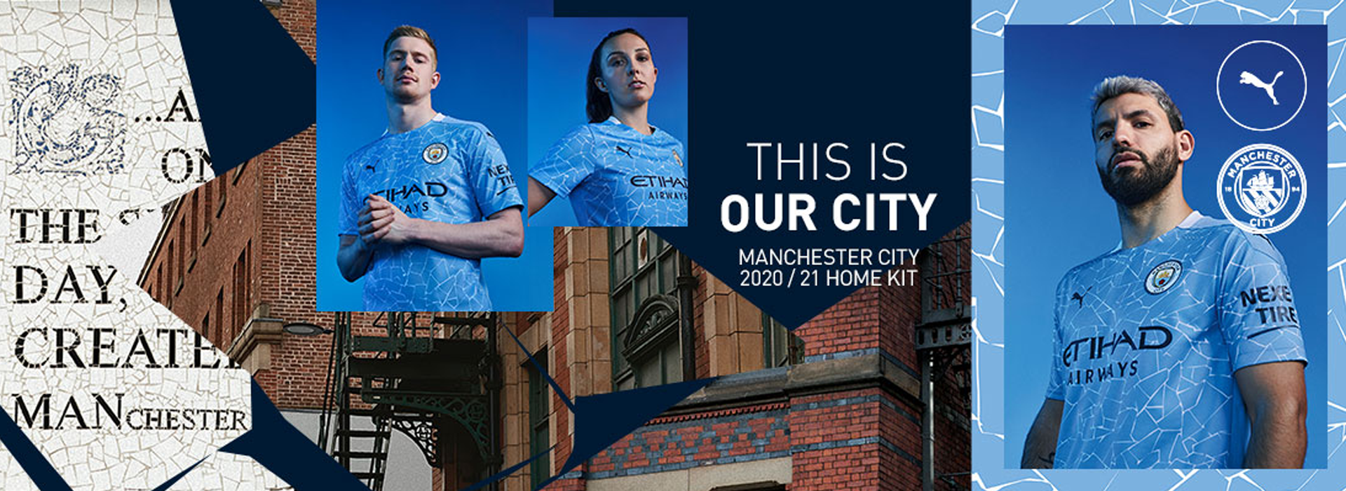 Official Puma Manchester City Football Collection - Browse MA Sports For More